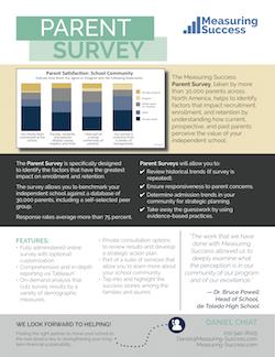 MS Parent Survey