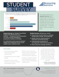 MS Student Survey