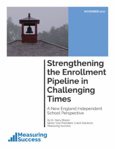 NewEnglandStrengtheningEnrollment